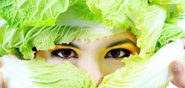 Njeno veličanstvo – zelena salata