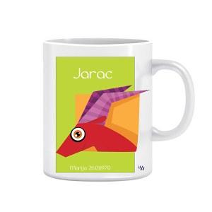 Dizajnerska šalica - horoskopski znak Jarac (iz serije Astro2)