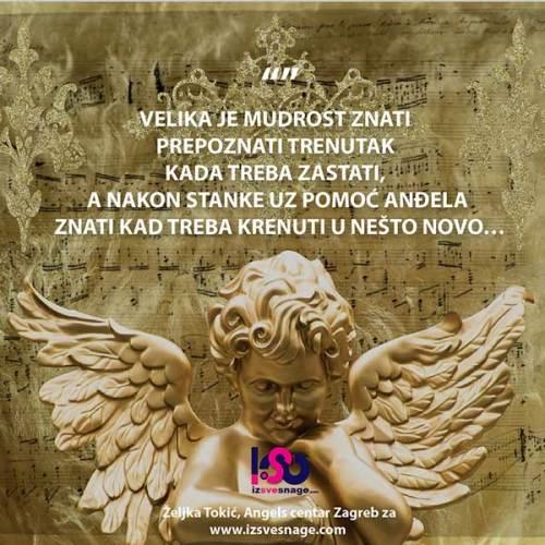 anđeli mudrost