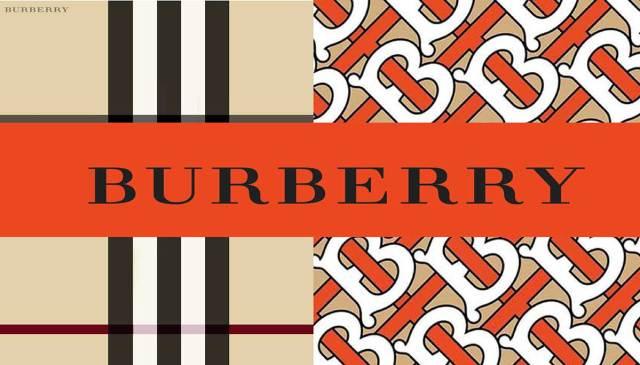 Burbery logotip, monogram, grafički dizajn, dizajn