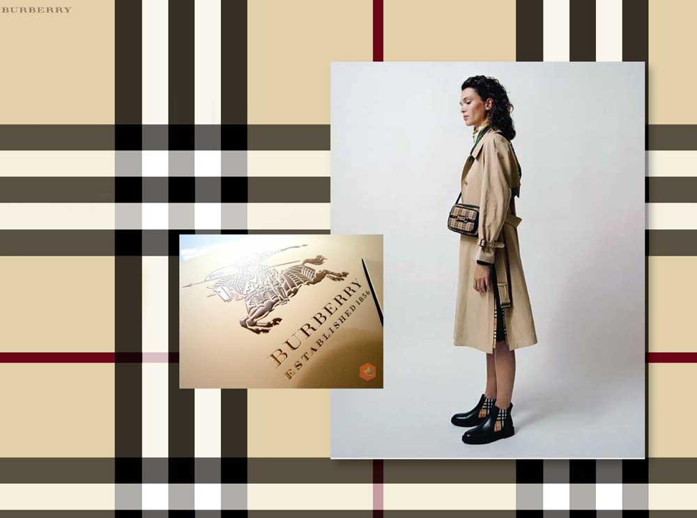 Burberry ima novi monogram i logotip u slijedu rastućeg trenda koji su nametnuli Dior, Fendi, Gucci