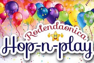 Rođendanska proslava za djecu, Rođendaonica, Rođendanska proslava u rođendaonici Hop-n-play u Novom Zagrebu, proslavite dječji rođendan uz bogate sadržaje te najbolji slavljenički akcijski paket