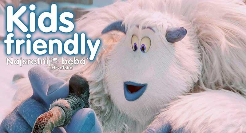 Filmska recenzija: Stopalići, animirani film za djecu, 96 min
