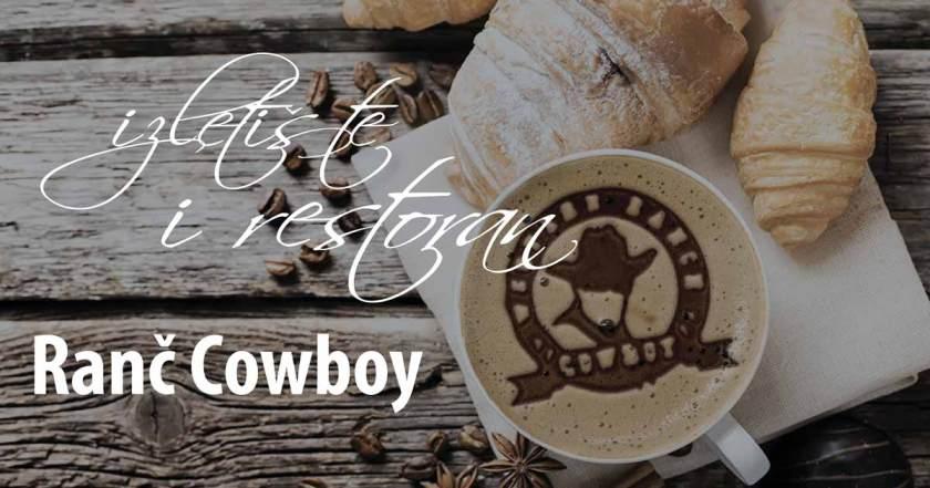 Ranč Cowboy izletište i restoran u western stilu, Vukomeričke gorice blizu Zagreba mjesto za opuštanje i uživanje u energiji prirode, poslovni domjenci, prezentacije, poslovni sastanci, ručkovi i team building, savršen izbor za vaš poslovni tim i partnere, obiteljske proslave, jahanje i šetnje s konjima