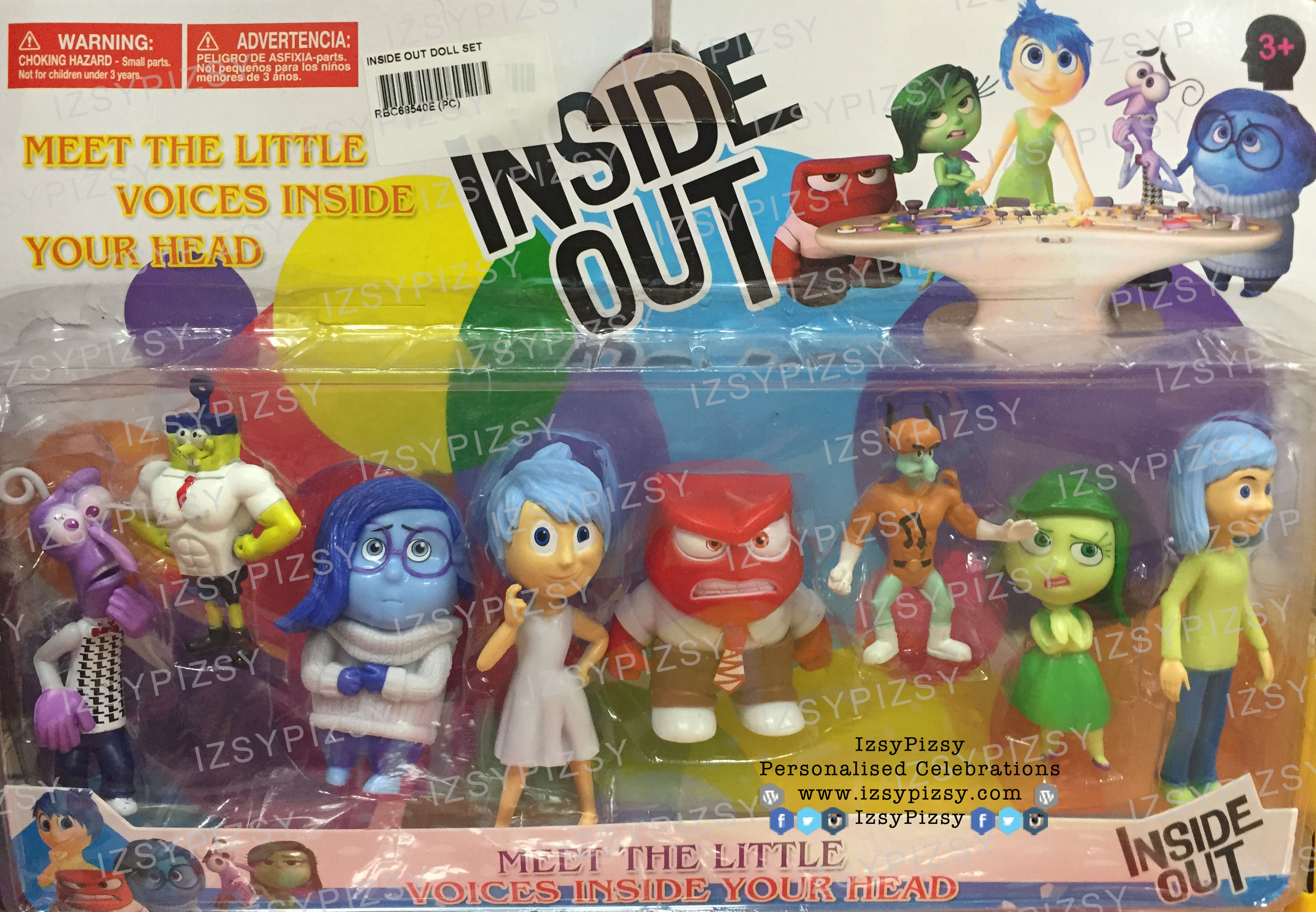Inside Out Themed Birthday Party We Ve Moved