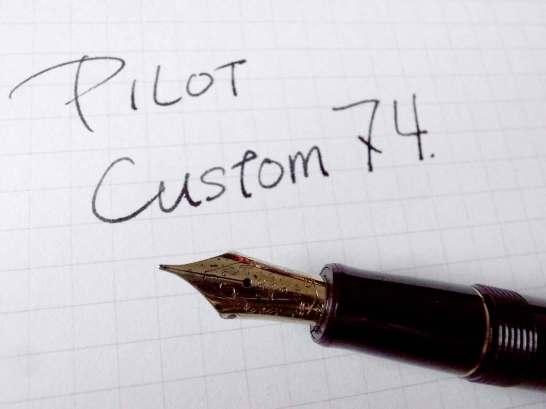 Pilot Custom74
