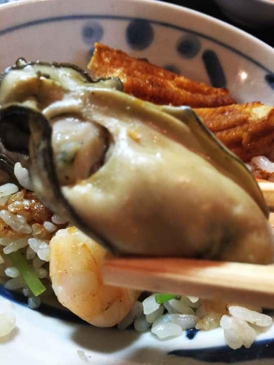 季節の牡蛎