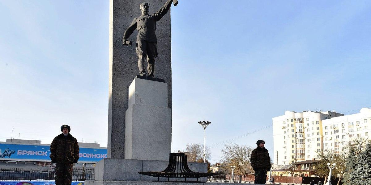 Площадь Партизан.