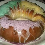 Happy Mardi Gras! Let there be KING CAKE!
