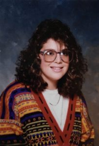 Jodie 8th Grade School Picture