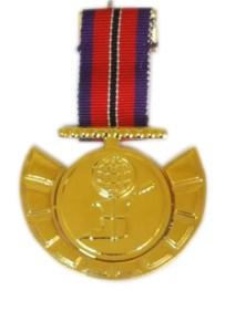 Medal for the Development of Women Gold
