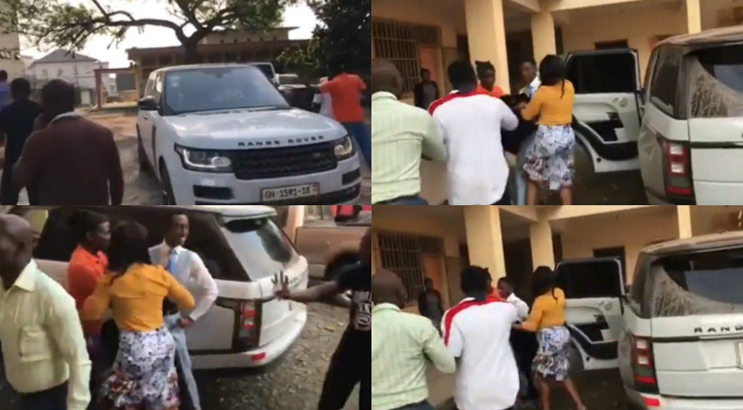 Church Members Beat Pastor For Buying Range Rover With Tithe Money