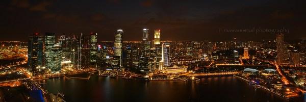 Singapore City Night View… | Izzy Travel Notes