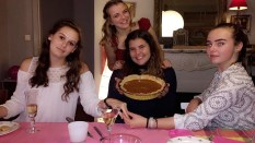The most prized possession- the pumpkin pie