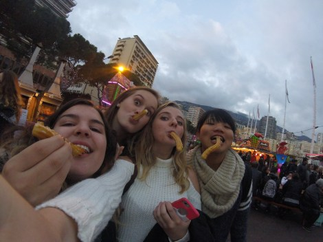 we love churros