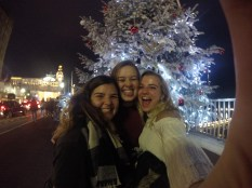 With Kayli and Shelbie
