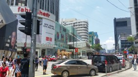 There are a ridiculous amount of malls in KL