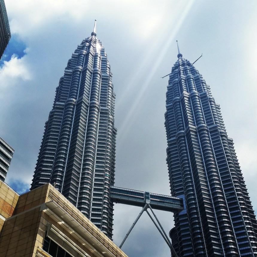 Petronas Towers!