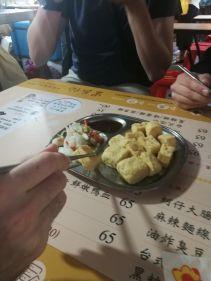 Stinky tofu :(