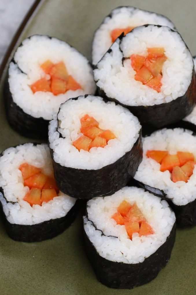 What is Gobo and How to Make Gobo Sushi