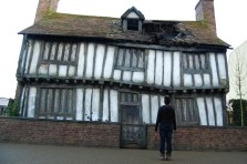Godric's Hollow. Where Harry was born.