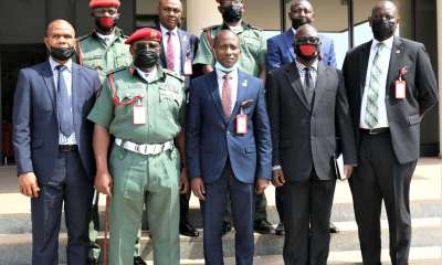 EFCC andMilitary Police workstogether to fight corruption