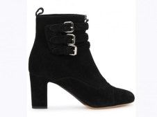 Tabitha Simmons Black Ankle Boots, was £625, now £468: Get your hands on this season's coolest boot style and snap up this chic Tabitha Simmons pair from Harvey Nichols. We're wearing ours with a chunky roll neck jumper, jeans and a cosy longline coat.
