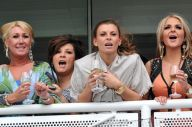 Coleen Rooney at Ladies Day, Chester Races-827466
