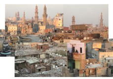 old cairo montage
