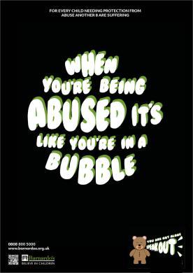 final bubble poster