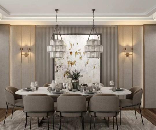Jak modnie urządzić salon połączony z jadalnią?