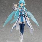 Sword Art Online 2 Figma264 spirit Asuna / Мастера меча онлайн Асуна аниме фигурка 2