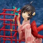 Tsukihi Araragi Nisemonogatari (Bakemonogatari) 1/8 Complete Figure / Истории монстров фигурка Цукихи Арараги 3