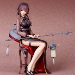 Senkan Shoujo R — Light Cruiser Yi Xian — 1/7 Complete Figure 1