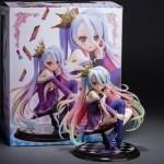 No Game No Life Shiro 1/7 Scale Boxed PVC / аниме фигурка Сиро 2