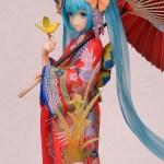 Hatsune Miku -Hanairogoromo- Vocaloid [1/8 Complete Figure] 11