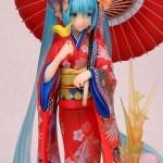 Hatsune Miku -Hanairogoromo- Vocaloid [1/8 Complete Figure] 12