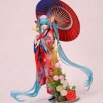Hatsune Miku -Hanairogoromo- Vocaloid [1/8 Complete Figure] 13