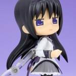 Cu-poche — Puella Magi Madoka Magica the Movie: Homura Akemi Posable Figure / Девочка-волшебница Мадока Хомура Акэми 16