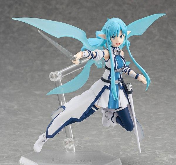 Sword Art Online 2 Figma264 spirit Asuna / Мастера меча онлайн Асуна аниме фигурка