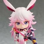 Nendoroid 908. Sakura Yae: Heretic Miko Ver. Houkai 3rd.