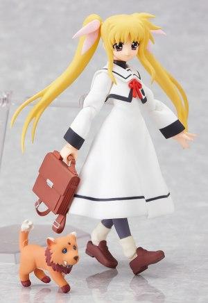 Figma 062. Fate Testarossa: School Uniform ver. Magical Girl Lyrical Nanoha