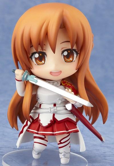 Nendoroid 283. Asuna Sword Art Online / Мастера меча онлайн Асуна фигурка