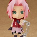 Nendoroid 833 Sakura Haruno (Naruto Shippuden) / Сакура - фигурка из наруто