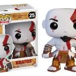God of War — Kratos (Кратос) Game ver