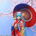 Hatsune Miku -Hanairogoromo- Vocaloid [1/8 Complete Figure] 27