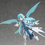 Sword Art Online 2 Figma264 spirit Asuna / Мастера меча онлайн Асуна аниме фигурка 4