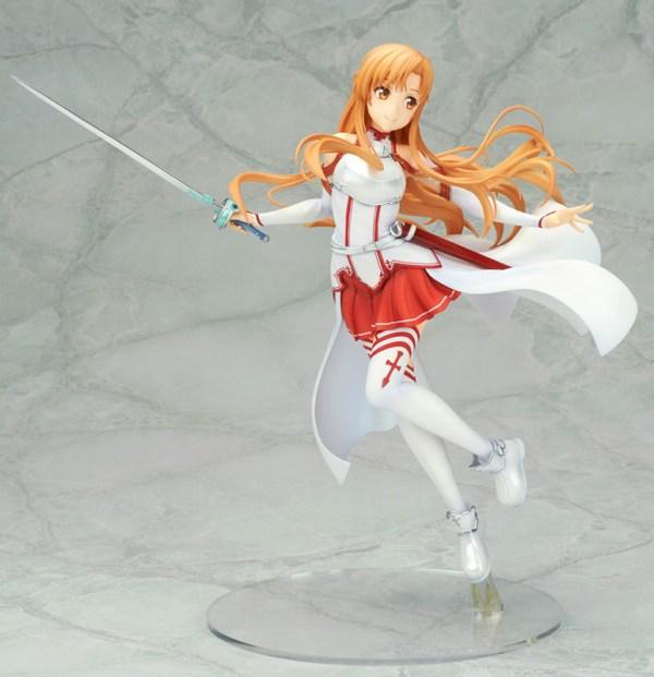 Asuna (Асуна) Sword Art Online -Ordinal Scale- [1/7 Complete Figure]