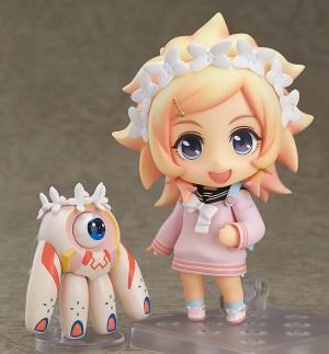 Nendoroid 633. Kogane Asabuki + Migite-chan Set BBK/BRNK
