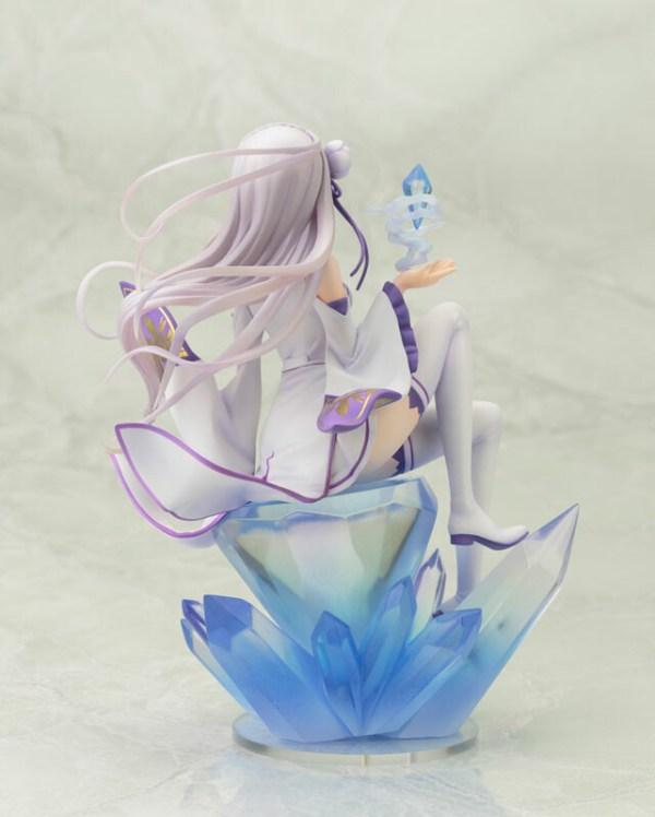 Re:Zero kara Hajimeru Isekai Seikatsu - Emilia [1/8 Complete Figure]